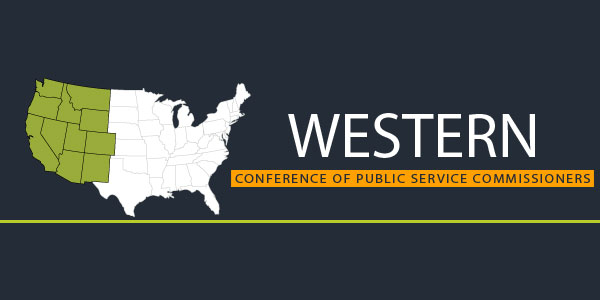 NARUC The Western Conference of Public Service Commissioners