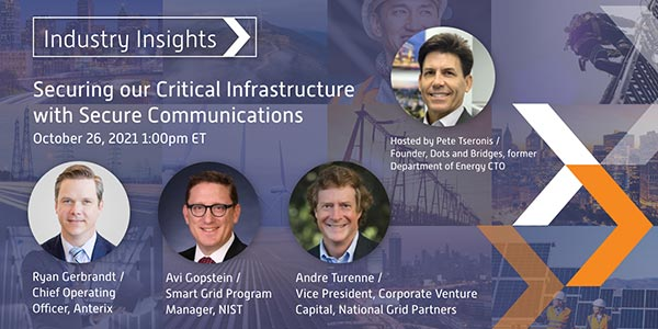 Protecting our Nation's Critical Infrastructure with Secure Communications